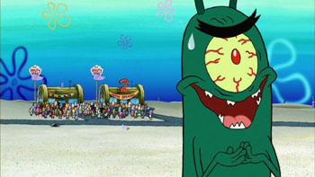 Шелдон Планктон